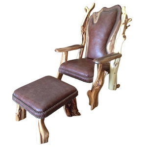 Renaissance Accent Chair Traditional Armchairs And