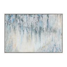 Uttermost Overcast Abstract Art