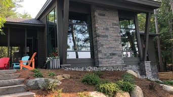 Pella Contemporary Build