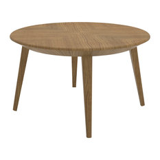 Fardo Extendable Dining Table, Light Oak