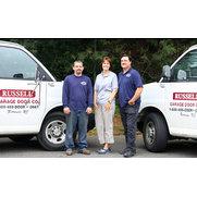 Foto de Russell Garage Door Company, Inc.