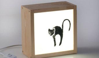 Cajas de luz Mi gato