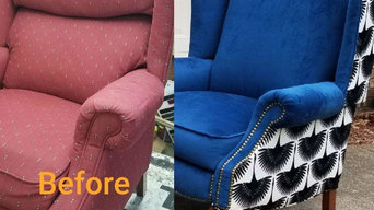 Wingback recliners