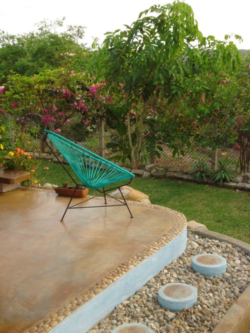 Beautiful Tropical Outdoor Chairs By Innit Designs