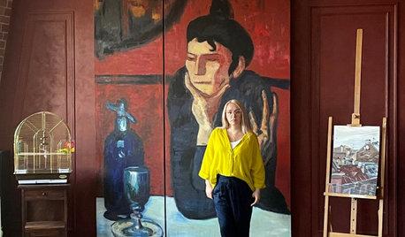 В гостях: Квартира дизайнера в центре Петербурга