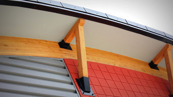 Fire Hall - Commercial Metal Roofing