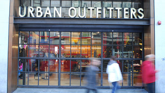 Urban Outfitters, Oxford Street