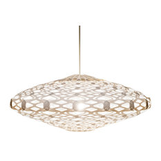 50 most popular pendant lights with a paper shade for 2018 houzz artecnica shayk with cord kit pendant lighting aloadofball Images