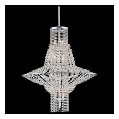 Metropolitan N7316 16 Light 4 Tier Chandelier from the Saybrook Collection