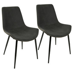 Midcentury Dining Chairs by eTriggerz