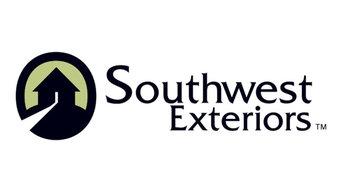 Lamb Creek Southwest Exteriors logo design