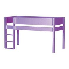Children's Cabin Bed, Purple