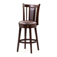 Quincy 30-inch Swivel Bar Stool Chair