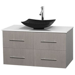 Lovely Bathroom Vanities And Sink Consoles by ShopLadder
