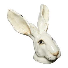 Oswald Rabbit Head Ornament
