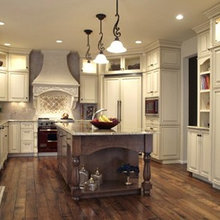 Kitchen Style - Old World Traditional