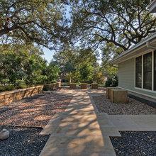 My Design: Front yard landscape renovation