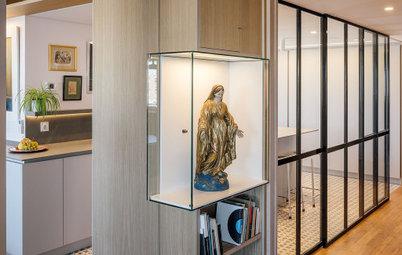 Usos flexibles en un piso elegante y energéticamente eficiente