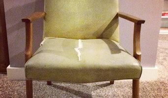 Twin Mid-Century Chairs