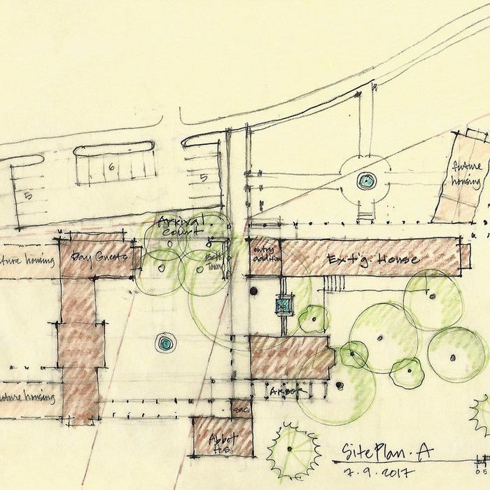 Monastery Housing Master Plan