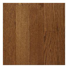 Melrose Strip Solid Wood, Set of 14, Chestnut