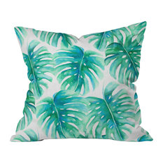 Jacqueline Maldonado Paradise Palms Throw Pillow