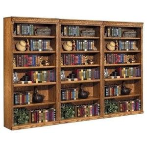 Martin Furniture Huntington Oxford Wall Bookcase