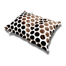 Sol Pillow Indoor Outdoor Anywhere Chair, Cream Coffee