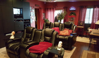 Arlington Heights Theater Room
