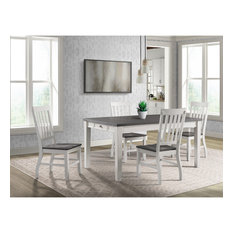 Picket House Furnishings Jamison Two Tone 5PC Dining Set DKY3005PC