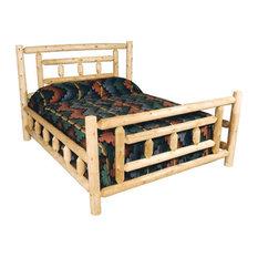 Modern Cedar Bed Frame, King