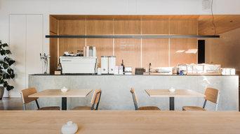 Lukes Lane Cafe Wellington