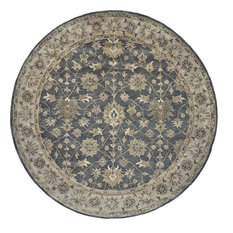 Botticino Rug, Smoke, 10' Round