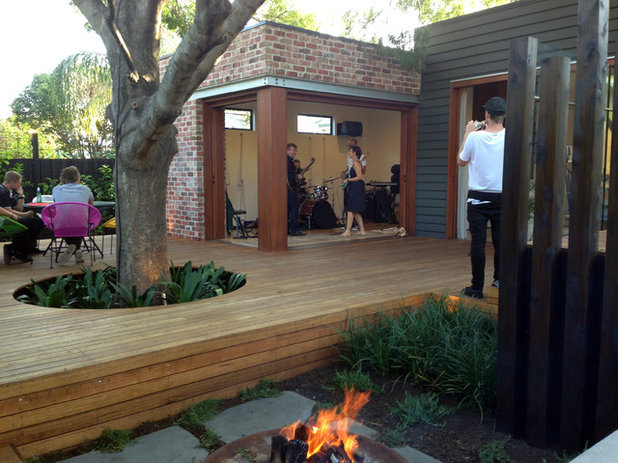 A Family in Melbourne Gets a Soulful Backyard