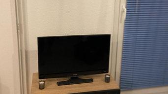 Divers aménagements/ décorations dans ce petit appartement de vacances