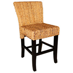 Tropical Outdoor Bar Stools And Counter Stools by Chic Teak