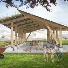 School Pavilions Alternatives