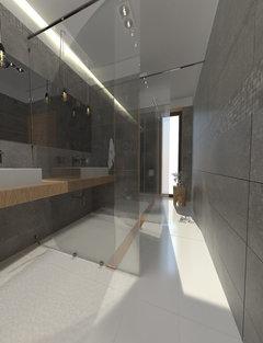 ristrutturare bagno stretto e lungo - Bagni Moderni Stretti E Lunghi