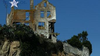 The Warden's House - Alcatraz, San Francisco, USA