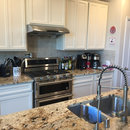 Vigo Pull Out Spray Kitchen Faucet Transitional