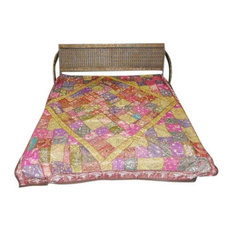 Most Popular Asian Quilts And Bedspreads For 2018 Houzz