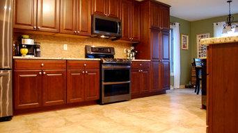 Kitchen Remodel in Germantown, WI.