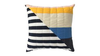 """""""Stripey #3"""" Pillow"""