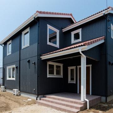 スウェーデンの家 千葉県習志野市|北欧住宅・輸入住宅・石田ホーム