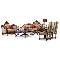 Augustine 6-Piece Living Room Set