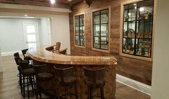 Interior Wet Bar Installation