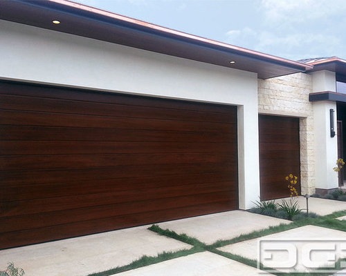 Modern Garage Doors In Custom Contemporary Designs And Mid