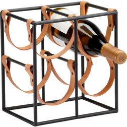 Industrial Wine Racks by CYAN DESIGN