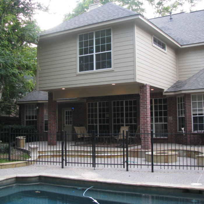 Adding a bedroom and covered patio Project