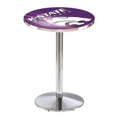 Kansas State Pub Table 36-inchx42-inch by Holland Bar Stool Company